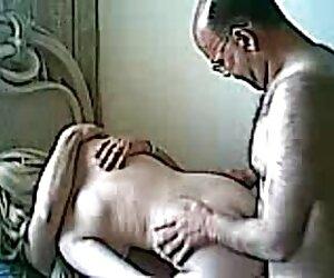 Piękna blondynka ze swoim potno za darmo chłopakiem